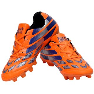 3bdb48d3db1 Buy CW Messi Orange Firefly Football Studs (5) Online - Get 11% Off