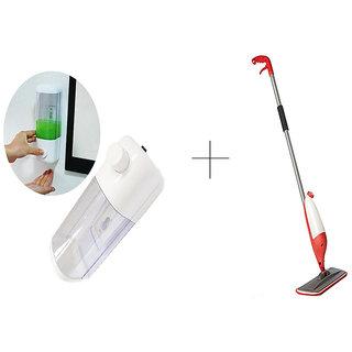 Buy Single Soap Dispenser With Free Spray Mop - SDISSMOP