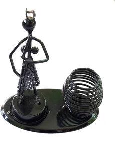 Antique Auto-Parts Handmade Metal Pen Stand