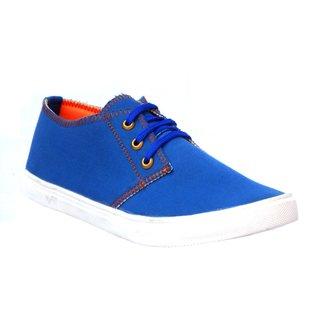 Black Field Eoxer R- blue Sneakers