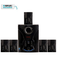 KRISONS 5.1 BLUETOOTH MULTIMEDIA HOME THEATER WITH FM USB AND AUX
