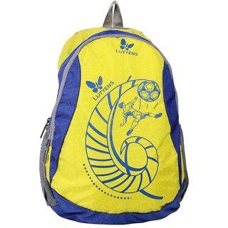 Lutyens Yellow Blue School Bags (Lutyens_152)
