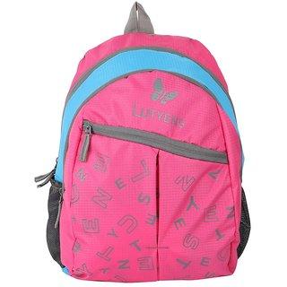 Lutyens Pink Blue School Bags (Lutyens_156)