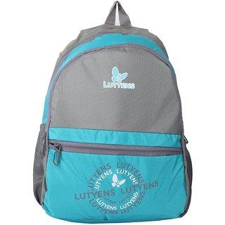 Lutyens Grey Blue School Bags (Lutyens_111)