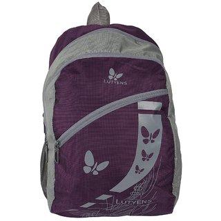 Lutyens Purple Grey School Bags (Lutyens_154)