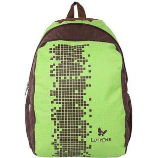 Lutyens Green Black School Bags (Lutyens_104)