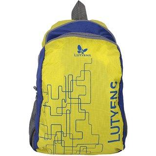 Lutyens Yellow Blue School Bags (Lutyens_151)