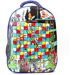 Lutyens Multicolor School Bags (Lutyens_138)