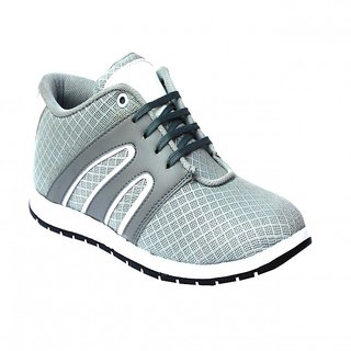 Black Field Doxer Gray Sports shoes