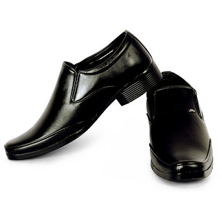 Stefy Black Formal Shoes