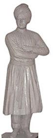 Frp Vivekanand Statue