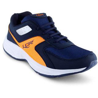 Lancer Mens Blue Gray Shoes India