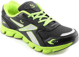 Lancer Women's Green & Gray Sports Shoes
