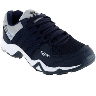 Lancer Men's Blue  Gray Sports Shoes