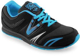 Lancer Women's Blue & Black Sports Shoes