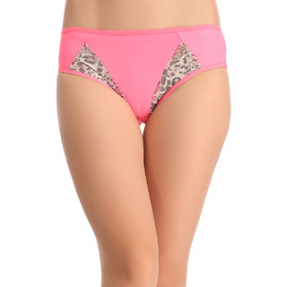 56c70dd3a95f Buy Clovia Pink Solid Hipster Online - Get 50% Off