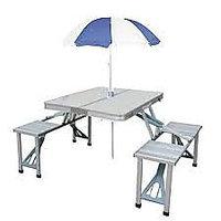Aluminium Picnic Table Folding