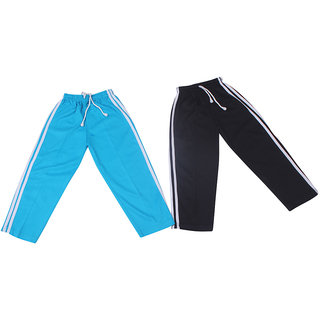 WEECARE COTTON TRACK PANT SET OF 2 FOR BOYS