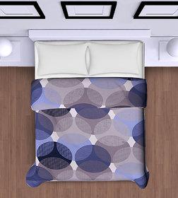 Ridan Blue Color Contemporary Dohar