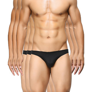 BASIICS - Semi-Seamless Feather Weight Brief (Pack of 3)