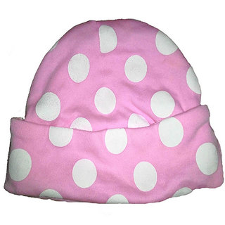 ce13addc5 Pure Cotton Baby Cap - Pink