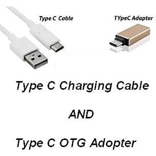 Type C OTG Adapter+1 Type C Data Cable CODE IC-9166