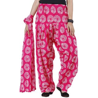 Buy Mayoni Multi Cotton Patiala Online   ₹595 from ShopClues d6598e60a
