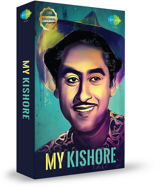 Music Card My Kishore (320 Kbps MP3 Audio)