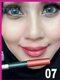MENOW KISS PROOF CRAYON LIPSTICK SHADE 07 WATER PROOF