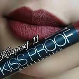 Menow Kiss Proof Crayon Lipstick Shade 11 Water Proof