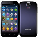 Karbonn Titanium S5i Dual SIM Android Mobile Phone - Deep Blue