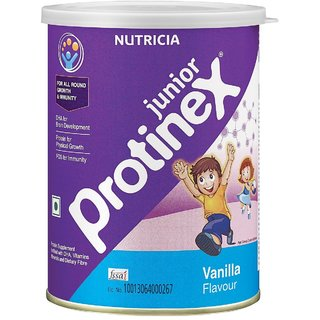 Protinex Junior Tin 400 g Vanilla Flavor