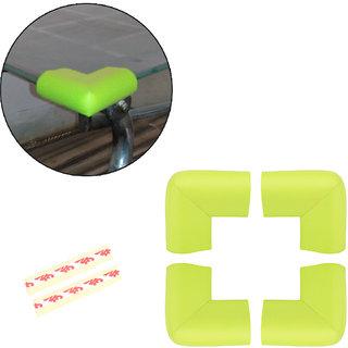 High Quality,High Density,U Shaped,Medium (5.55.53.5 cm)NBR Corner Cushions-Pack of 4