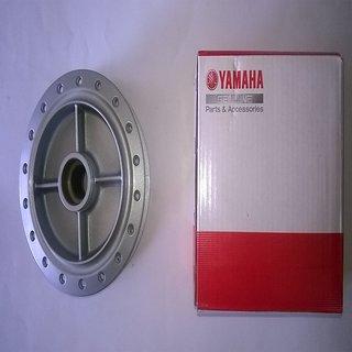 ORIGINAL YAMAHA RX100/RX135/RXZ REAR WHEEL HUB