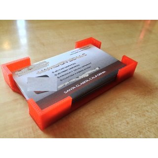 Business Card Holder 3D PRINTED