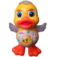 Dancing Duck with light  music  for kids