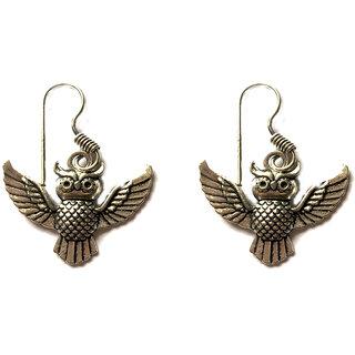 Bgyle Flying Owl Earrings