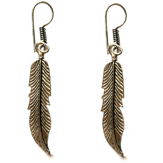 Bgyle Leaf Earrings