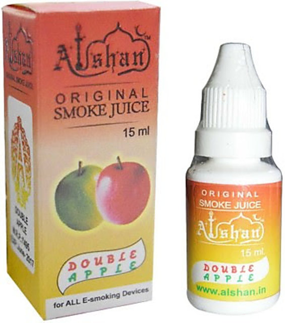 E hookah Flavours set of 2 Liquid Only (Assorted)