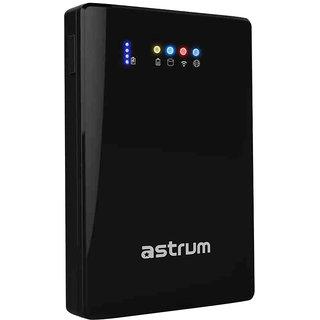 Astrum EN500 Wi-Fi 2.5 3.0 HDD/SSD Enclosure - Black