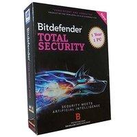 Bitdefender Total Security 1 user/1 year