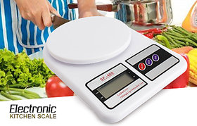 Electronic Digital Kitchen Scale SF-400