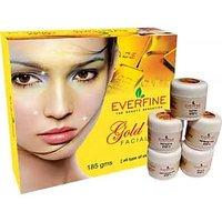 Everfine Gold Care Facial Kit@JSC