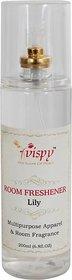 Vispy The Scent Of Peace Home Liquid Air Freshener  (200 ml)