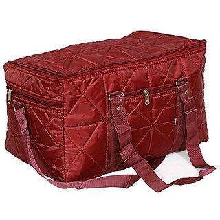 a5914be0e2ec Kuber Industries Travelling Bag , Carry Bag, Duffle Bag In Soft Parachute  Material KI0096906