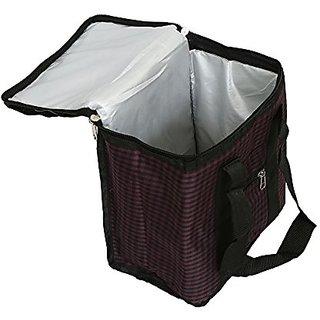 Kuber Industries Waterproof Lunch Bag  Canvas  KI0096028