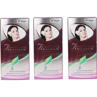 Acnure Cream For Acne / Pimples / Anti Ageing / Blackheads / Whiteheads / Black Spots