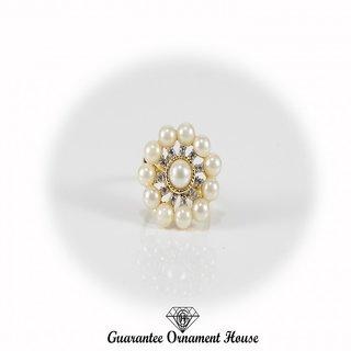 Guarantee Ornament House Imitation Jewellery Designer Best Quality American Diamond Ring R5