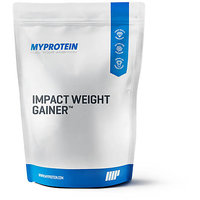 Myprotein Impact Weight Gainer, Strawberry Cream 5.5 Lb