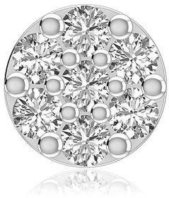 Diamond Cluster Nose Pin